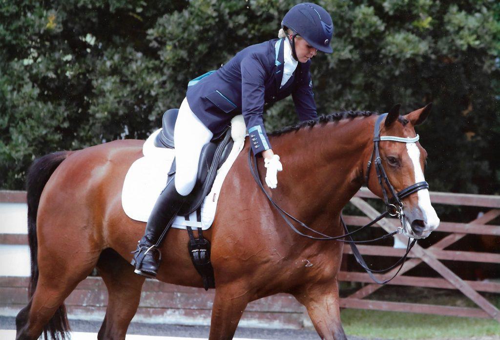 Jessica Pats Horse